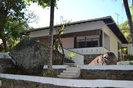MY HOUSE IN SEYCHELLES - Anse Machabee