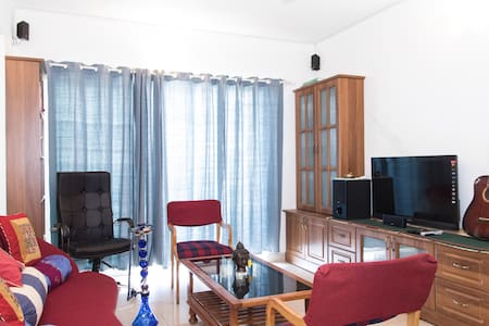 luxurious 1 bhk centrally located . - Bangalore