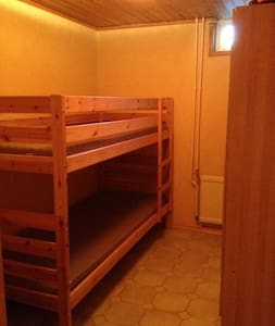Room with semiprivate bathroom - Bed & Breakfast