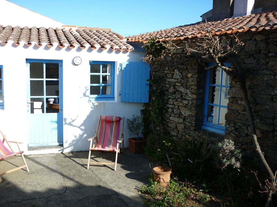 Maison de charme l 39 ile d 39 yeu maisons louer le d 39 yeu - Ile d yeu maison a vendre ...