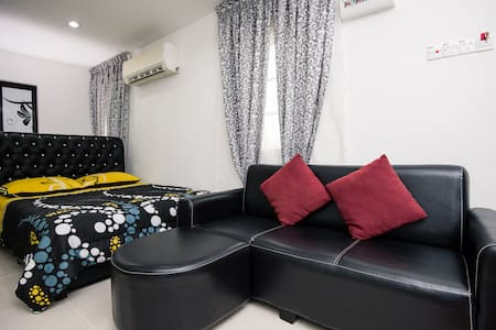 Studio Unit infront of Klang GH  - Rumah