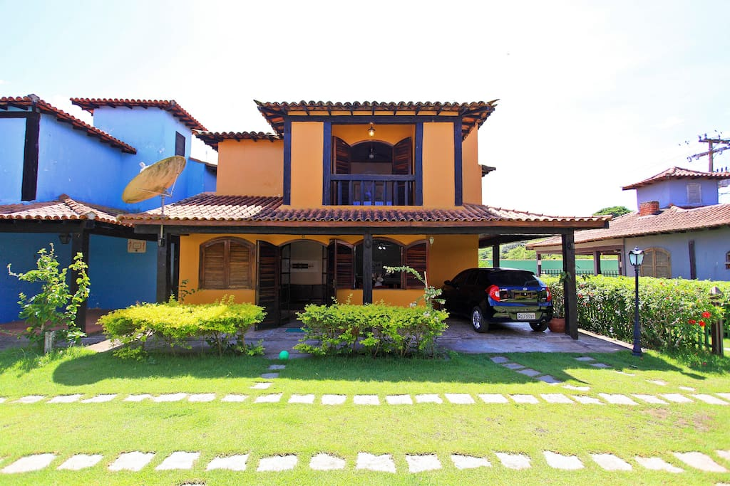 House in Buzios 4 suites-unmissable