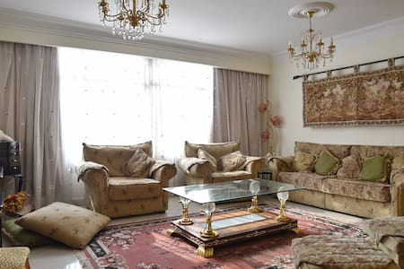 Fancy apartment close to airport - AZ Zaytoun Al Qebleyah - Lakás
