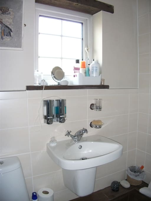 Guest Shower Room : Main House