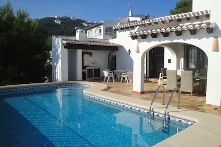 Spain, Nice Villa in Monte Pego - Villa