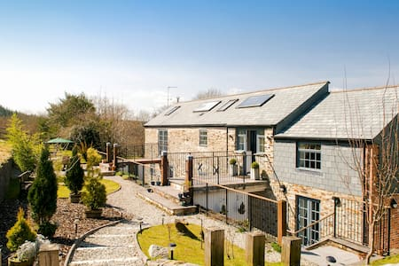 Luxury 5 Star Cottage in  Cornwall