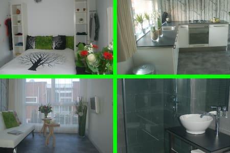 Studio Het Weerhuis:Rotterdam-South - Lakás