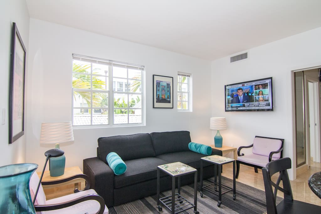 Sofi South Beach Apartment Sobe