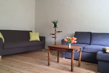 Cozy,wood floors, New beds, balcony - Lihula - Wohnung