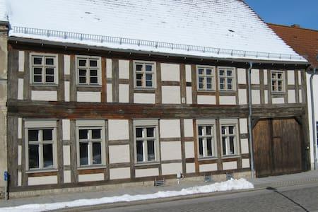 Wohnen im Denkmal im Havelland - Nauen