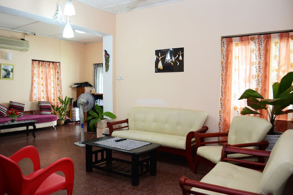 Sachal Mir B&B Negombo your Host