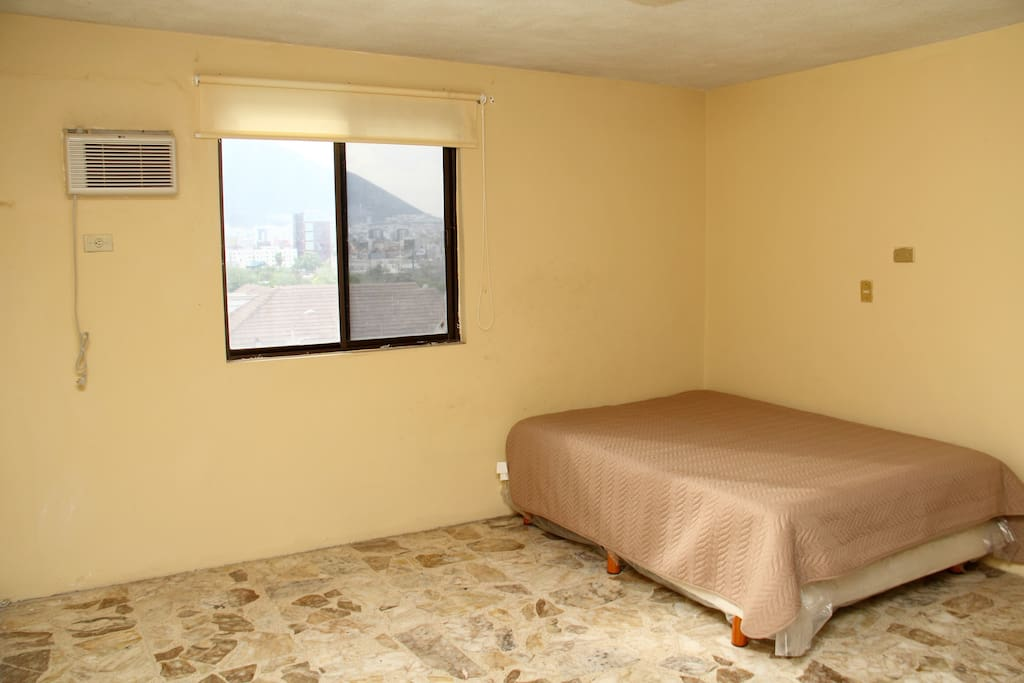 Bedroom #1 - Very spacious with A/C