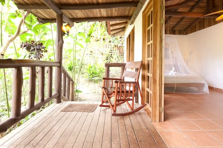 Rancho Margot Rainforest BUNGALOWS