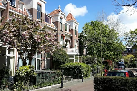 2 cosy rooms in nice old house - Rijswijk - House