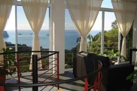 Private- 7 bedroom -Penthouse  - Quepos - Villa