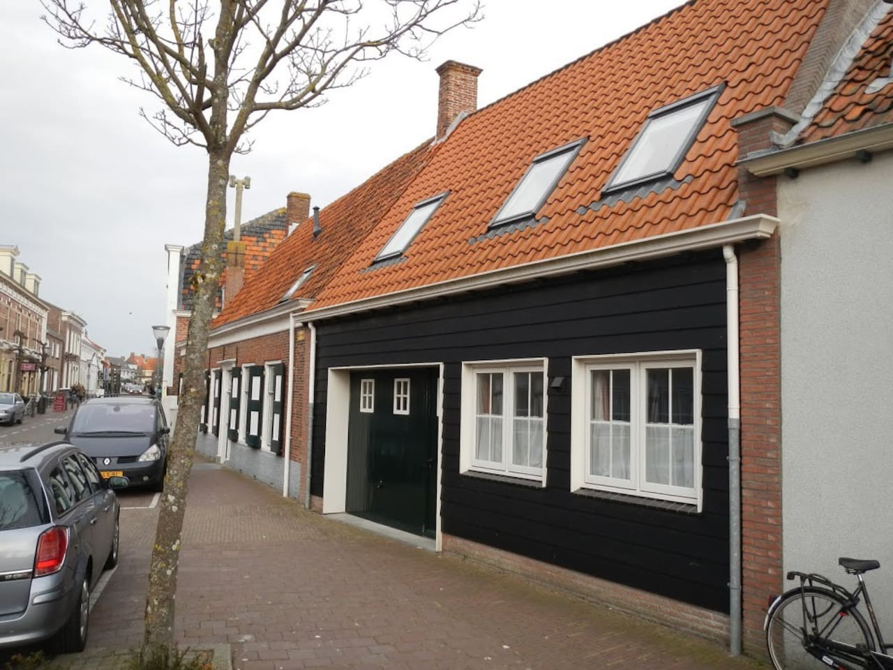 Cosy vacation house near the beach   huizen te huur in domburg