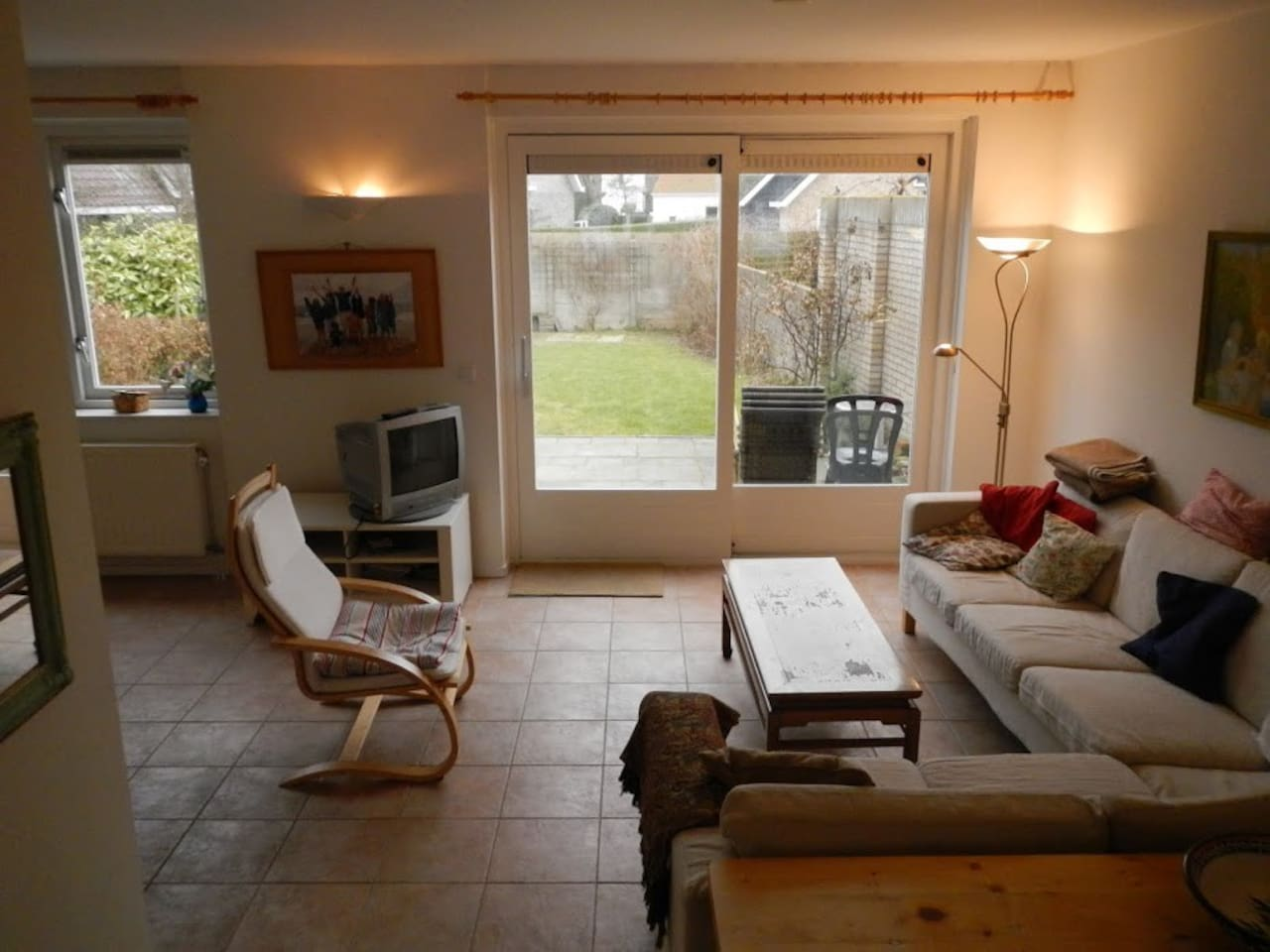Cosy vacation house near the beach - Huizen te Huur in Domburg