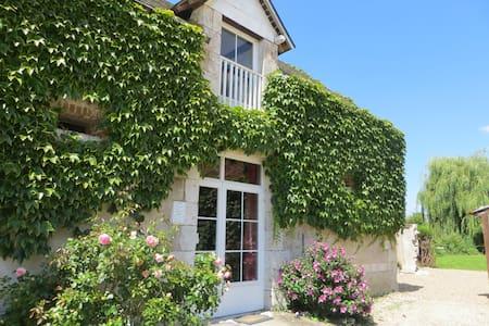chambre corail proche de Chambord - Gästehaus