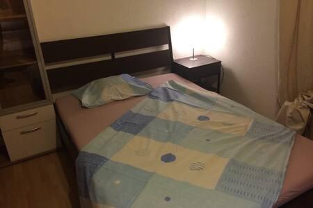 Doppelzimmer mit Küche und Bad - 68723