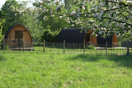 Camping Pod 'Haaghoek' - Chalet