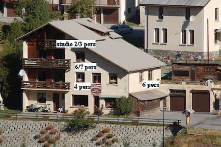 """Chalet """"Riou di Fourn"""" - Apartment"""