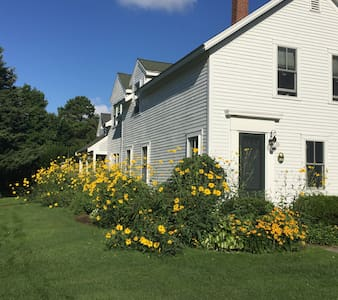 Pinniped Place, Classic 1800's home - House