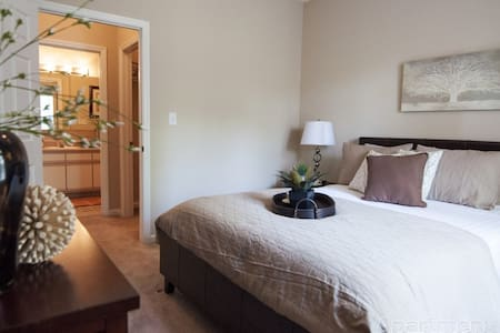 Newly renovated Guest Suite close to everything! - Daire