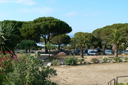 Marine de Sant Ambrogio, Corse, mer, randonnées - Lumio