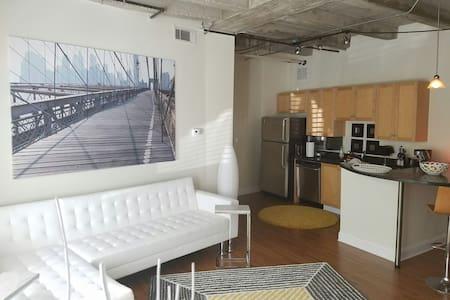 Stylish Urban Living in Buckhead - Appartement