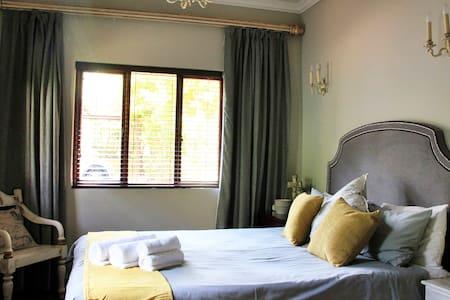Cozy self-catering garden flat - Apartment