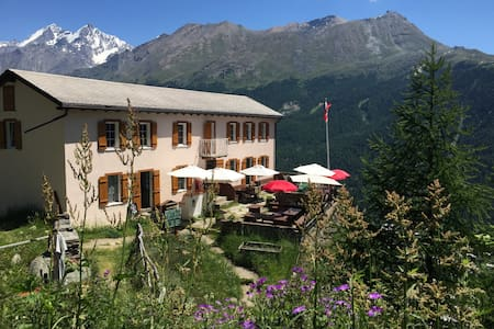 Edelweiss - Peaceful Mountain Pension- Double Room - Bed & Breakfast