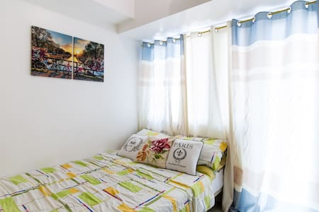 Luxury 1 br condo near makati - Mandaluyong - Apartment