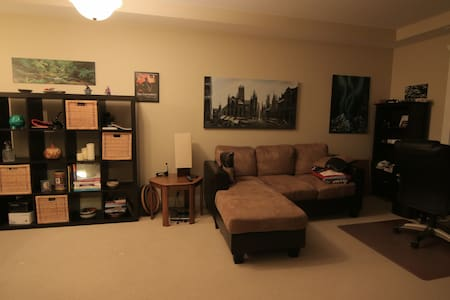 Single Bedroom Apartment close to Downtown - 甘露市