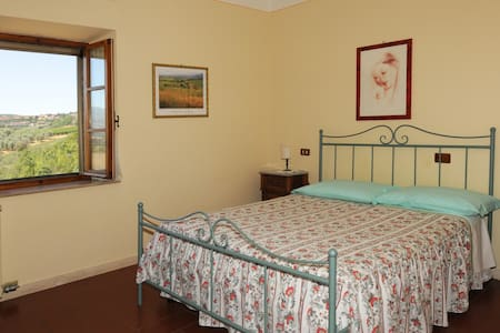 Camera dei fotografi - San Quirico d'Orcia - Bed & Breakfast