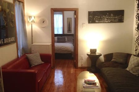 Entire 2 Bedroom apartment in Prime Williamsburg! - Brooklyn - Appartement
