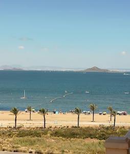 Apartamento primera linea playa - Cartagena - Wohnung