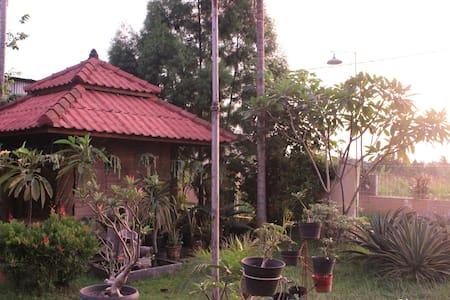 Roemah Boenga Maudy - House