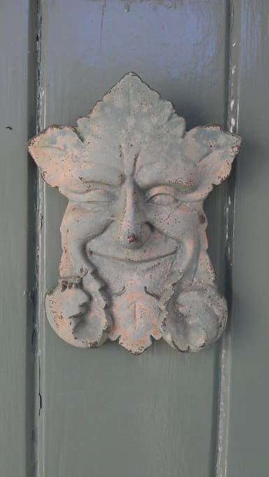 The Green Man knows...  ;-)