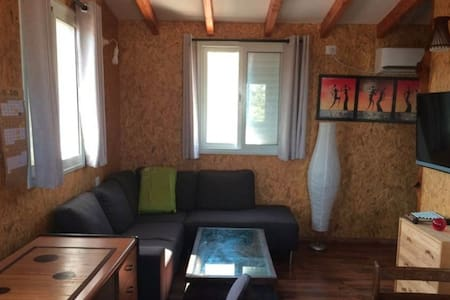 Wood cabin apartment - Zikhron Ya'akov - Apartmen