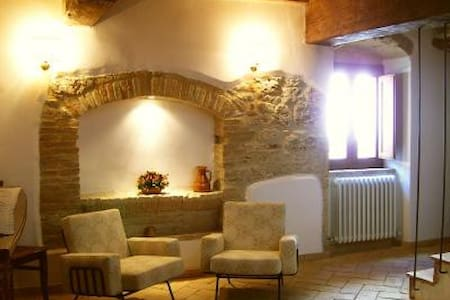 SanTerenziano Umbria beautiful loft - Lejlighed