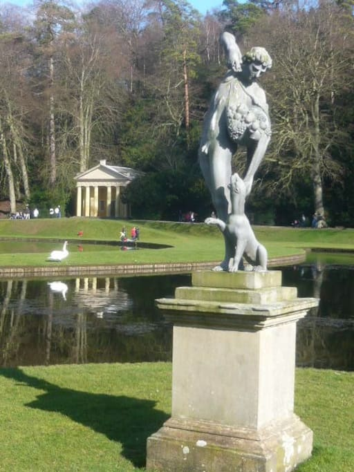 Studley Royal Gardens