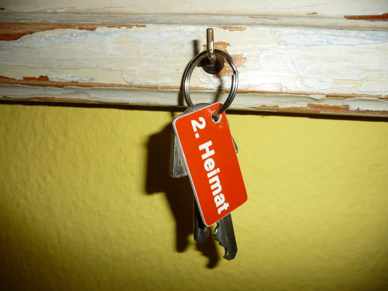 2nd Home - your accomodation in Kassel / Fühl Dich wie zu Hause!