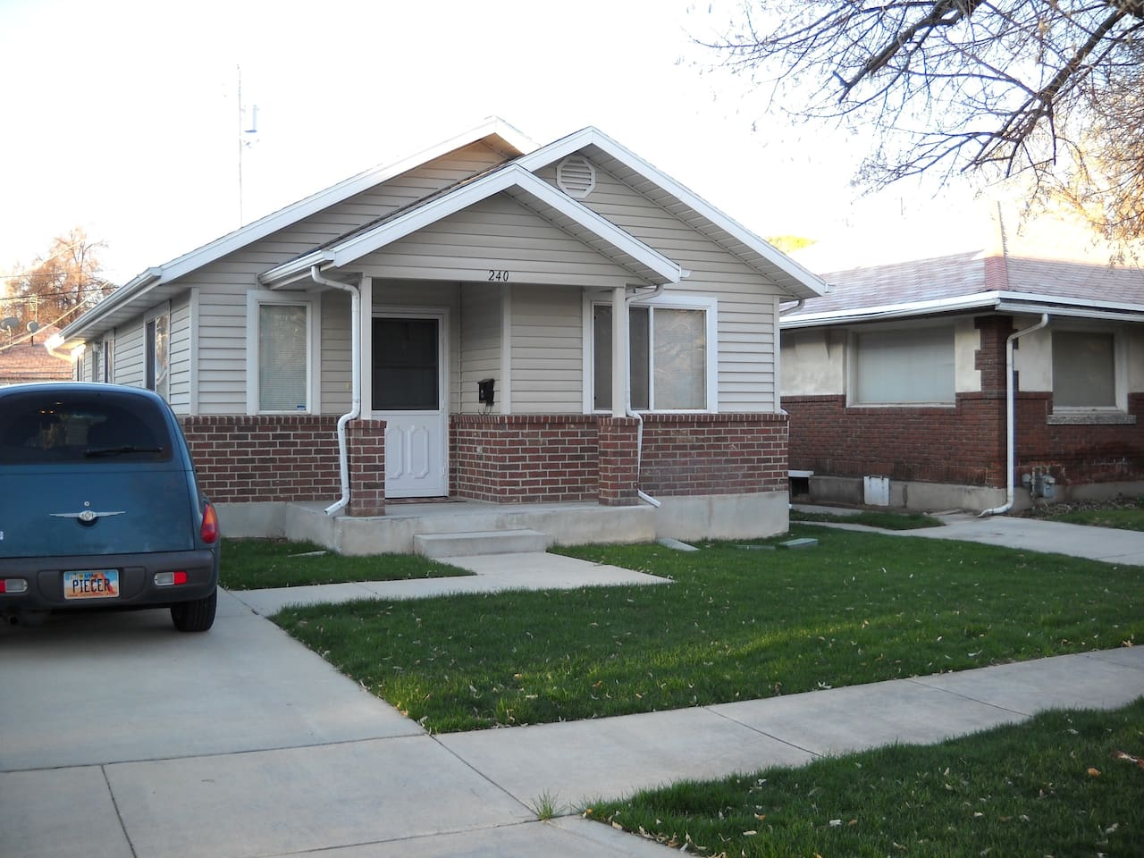 A home close to everything in SLC