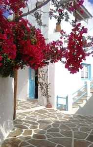 Traditional village house - Kostos - Haus