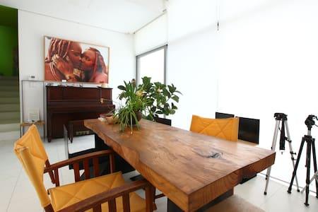 studio WHITE, MOTIF1, Heyri, Korea - Paju-si - Casa