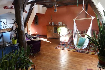 To rent, bed and breakfast in Tours