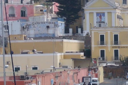 Ponza nice apartment in the centre