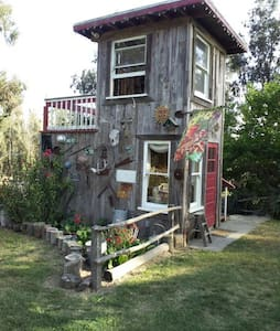 Water Tower Guest Room w/Ocean View - Arroyo Grande - Otros