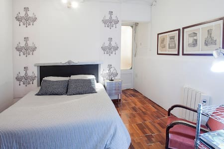 Spacuious Loft in Poble Sec