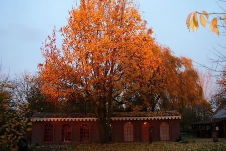 Beeldig Huisje in Noord Limburg - Cottage